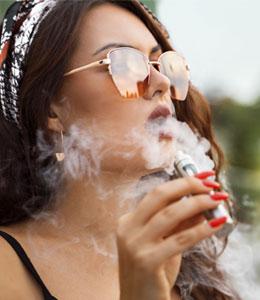 E-fumeurs